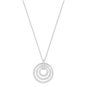 Swarovski Medium Circle Pendant