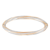 Swarovski Hilt Rose Gold Bangle
