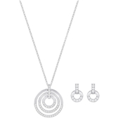 Swarovski Circle Crystal Set