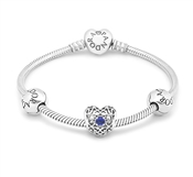 PANDORA September Birthstone Bracelet
