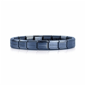 Nomination Blue Classic Composable Bracelet