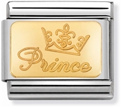 Nomination Gold Prince Charm