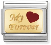 Nomination My Forever Charm