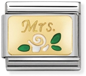Nomination Mrs Rose Charm