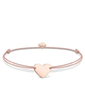 Thomas Sabo Little Secrets Rose Gold & Pink Bracelet