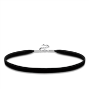 Thomas Sabo Black Choker