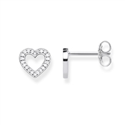 Thomas Sabo Open Heart Stud Earrings
