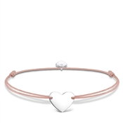 Thomas Sabo Little Secrets Heart Pink Bracelet
