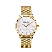 Thomas Sabo Mother of Pearl & Gold Watch