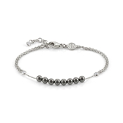 Nomination Bella Moonlight Grey Pearl Chain Bracelet