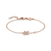 Nomination Stella Rose Gold Star Bracelet