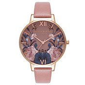 Olivia Burton Enchanted Garden Rose Watch