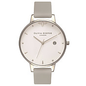 Olivia Burton Vegan Friendly Queen Bee Grey Watch