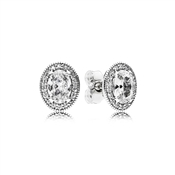 PANDORA Vintage Elegance Stud Earrings