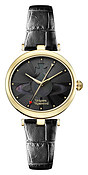 Vivienne Westwood Belgravia Black & Gold Watch