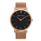 Larsson & Jennings  Lugano Sloane Milanese 40mm Watch
