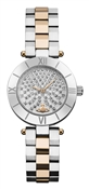 Vivienne Westwood Westbourne Stone Silver & Rose Gold Watch