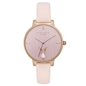 Ted Baker Ladies Kate Rose Gold Pink Fairy Watch