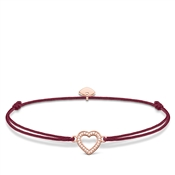 Thomas Sabo Little Secrets Red Heart Bracelet