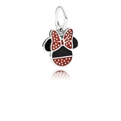 PANDORA Disney Minnie Icon Pendant Charm