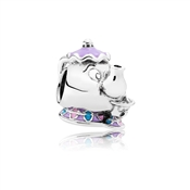 Pandora Disney Mrs. Potts & Chip Charm
