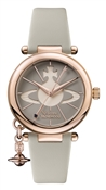 Vivienne Westwood Argento Exclusive Grey & Rose Gold Orb Watch