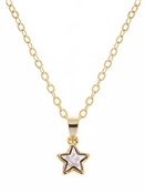 Ted Baker Cathrin Gold Crystal Star Pendant