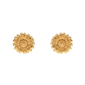 Olivia Burton 3D Daisy Gold Stud Earrings