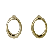 Pilgrim Abbie Gold Plated Earrings