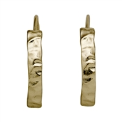 Pilgrim Luan Gold Plated Earrings