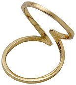 Pilgrim Tara Gold Plated Ring