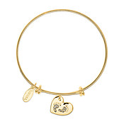 Karma TinyLife Gold Bangle