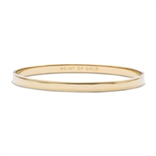 Kate Spade New York Heart Of Gold Idiom Bangle