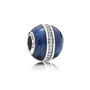 PANDORA Midnight Blue Orbit Charm