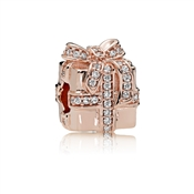 PANDORA Rose Sparkling Surprise Charm