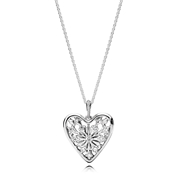 PANDORA Heart of Winter Necklace