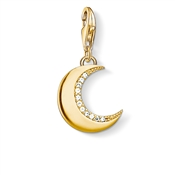 Thomas Sabo Gold Moon Charm