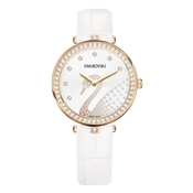 Swarovski Aila Dressy Lady White Swan Watch