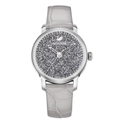 Swarovski Crystalline Hours Grey Watch
