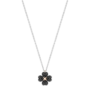 Swarovski Latisha Reversible Flower Necklace