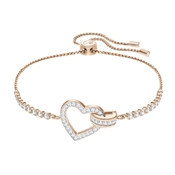 Swarovski Lovely Rose Gold Bracelet
