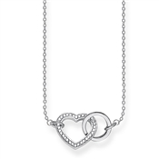 Thomas Sabo Together Interlinking Necklace