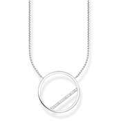 Thomas Sabo Open Circle Necklace