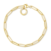 Thomas Sabo Gold Chain Bracelet