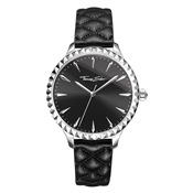 Thomas Sabo Rebel at Heart Womens Black Watch