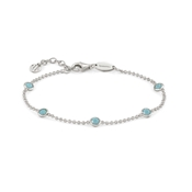 Nomination Bella Bloom Turquoise Bracelet