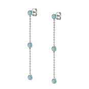 Nomination Bella Bloom Blue Earrings