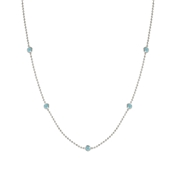 Nomination Bella Bloom Turquoise Necklace