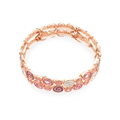 August Woods Blush Swirl Bracelet