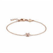 Nomination Gioie Rose Gold & Pink Butterfly Bracelet
